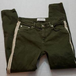 Zara woman premium denim collection jeans size 6